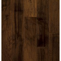 "Robbins Artesian Classics Color Wash Collection Walnut: Spicy Amber 1/2"" x 5"" Engineered Walnut Hardwood 0554SAY"
