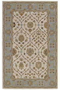 Karastan Woven Impressions (35502) Beaded Curtain (12112) Rectangle 2'6