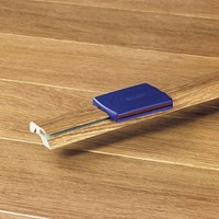 "Quick-Step Eligna: Incizo Trim Heritage Oak Plank - 84"" Long"