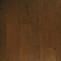 "Columbia Hand Sculpted Amelia: Spice Cherry 1/2"" x 5"" Engineered Hardwood AMC512F"