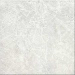 Congoleum Duraceramic Pacific Marble:  Pure White Luxury Vinyl Tile PC-11