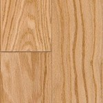 "Mannington American Oak: Natural 3/4"" x 5"" Engineered Hardwood AMK05NA1"