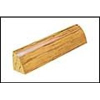 "Mannington American Walnut: Quarter Round Natural - 84"" Long"