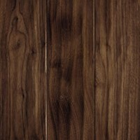 "Mohawk Santa Barbara Plank:  Natural Walnut 1/2"" x 5"" Engineered Hardwood WSK1-04"