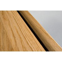 "Kahrs Domestic American Naturals Collection: Square Nose Reducer Maple Winnipeg - 78"" Long"