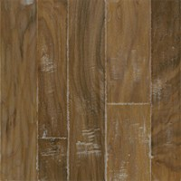 "Armstrong Artesian Hand-Tooled: Artesian Natural 1/2"" x 4"", 5"" & 6"" Random Width Engineered Walnut Hardwood EMW6320Z"