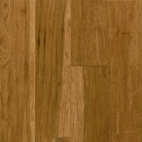 "Armstrong American Scrape: Gold Rush 3/4"" x 5"" Solid Hickory Hardwood SAS507 <br> <font color=#e4382e> Clearance Sale! <br>Lowest Price! </font>"