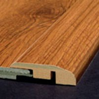 "Bruce Heritage Heights:  Multi-Purpose Reducer Teak - 72"" Long"