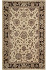 Capel Rugs Creative Concepts Cane Wicker - Canvas Ivory (605) Octagon 4' x 4' Area Rug