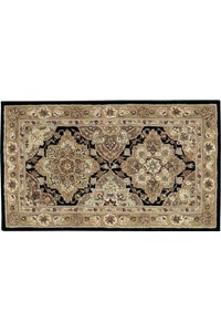 Capel Rugs Creative Concepts Cane Wicker - Dream Weaver Marsh (211) Octagon 6' x 6' Area Rug