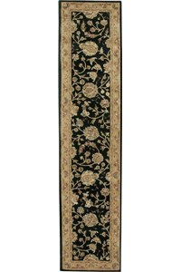 Capel Rugs Creative Concepts Cane Wicker - Bamboo Tea Leaf (236) Octagon 6' x 6' Area Rug