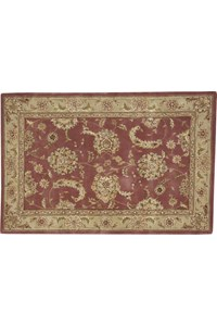 Capel Rugs Creative Concepts Cane Wicker - Bamboo Coal (356) Octagon 6' x 6' Area Rug