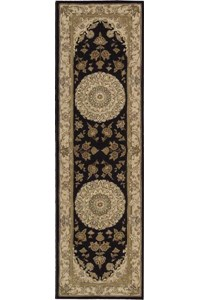 Capel Rugs Creative Concepts Cane Wicker - Canvas Neptune (477) Octagon 6' x 6' Area Rug