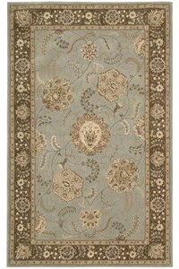 Capel Rugs Creative Concepts Cane Wicker - Bamboo Rattan (706) Octagon 6' x 6' Area Rug