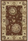 Capel Rugs Creative Concepts Cane Wicker - Arden Black (346) Octagon 8' x 8' Area Rug