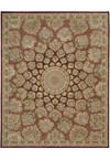 Capel Rugs Creative Concepts Cane Wicker - Canvas Fern (274) Octagon 10' x 10' Area Rug