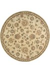 Capel Rugs Creative Concepts Cane Wicker - Canvas Taupe (737) Octagon 10' x 10' Area Rug