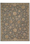 Capel Rugs Creative Concepts Cane Wicker - Cayo Vista Mojito (215) Octagon 12' x 12' Area Rug