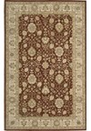 Capel Rugs Creative Concepts Cane Wicker - Canvas Sun Tile (612) Octagon 12' x 12' Area Rug