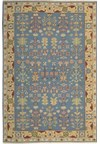 Capel Rugs Creative Concepts Cane Wicker - Canvas Canary (137) Runner 2' 6