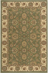 Capel Rugs Creative Concepts Cane Wicker - Kalani Coconut (615) Runner 2' 6