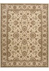 Capel Rugs Creative Concepts Cane Wicker - Vera Cruz Samba (735) Runner 2' 6