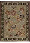 Capel Rugs Creative Concepts Cane Wicker - Tuscan Stripe Adobe (825) Runner 2' 6
