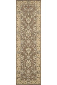 Capel Rugs Creative Concepts Cane Wicker - Vierra Onyx (345) Rectangle 3' x 5' Area Rug