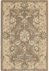 Capel Rugs Creative Concepts Cane Wicker - Arden Black (346) Rectangle 3' x 5' Area Rug