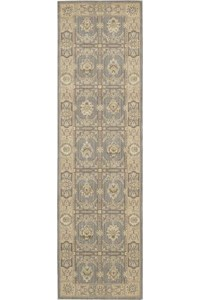 Capel Rugs Creative Concepts Cane Wicker - Brannon Whisper (422) Rectangle 3' x 5' Area Rug