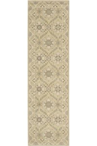 Capel Rugs Creative Concepts Cane Wicker - Vierra Navy (455) Rectangle 3' x 5' Area Rug
