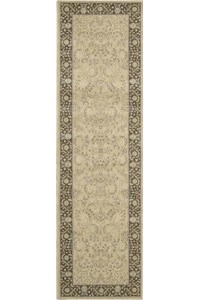 Capel Rugs Creative Concepts Cane Wicker - Canvas Sapphire Blue (487) Rectangle 3' x 5' Area Rug