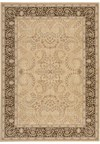 Capel Rugs Creative Concepts Cane Wicker - Canvas Coral (505) Rectangle 3' x 5' Area Rug