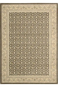 Capel Rugs Creative Concepts Cane Wicker - Canvas Ivory (605) Rectangle 3' x 5' Area Rug