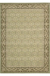 Capel Rugs Creative Concepts Cane Wicker - Tampico Rattan (716) Rectangle 3' x 5' Area Rug