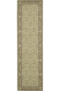Capel Rugs Creative Concepts Cane Wicker - Canvas Antique Beige (717) Rectangle 3' x 5' Area Rug