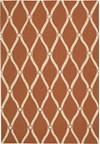 Capel Rugs Creative Concepts Cane Wicker - Long Hill Ebony (340) Rectangle 4' x 4' Area Rug