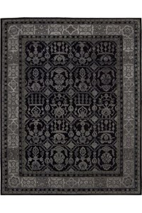 Capel Rugs Creative Concepts Cane Wicker - Dupione Bamboo (100) Rectangle 4' x 6' Area Rug