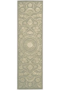 Capel Rugs Creative Concepts Cane Wicker - Tampico Palm (226) Rectangle 4' x 6' Area Rug