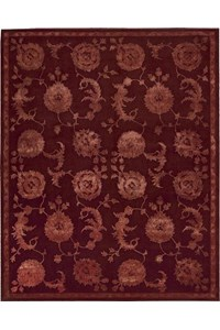 Capel Rugs Creative Concepts Cane Wicker - Bahamian Breeze Coal (325) Rectangle 4' x 6' Area Rug