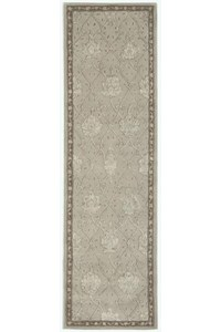 Capel Rugs Creative Concepts Cane Wicker - Cayo Vista Ocean (425) Rectangle 4' x 6' Area Rug