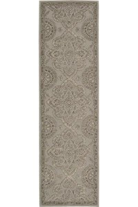 Capel Rugs Creative Concepts Cane Wicker - Canvas Neptune (477) Rectangle 4' x 6' Area Rug