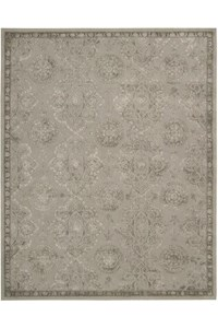 Capel Rugs Creative Concepts Cane Wicker - Canvas Sapphire Blue (487) Rectangle 4' x 6' Area Rug