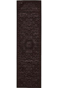 Capel Rugs Creative Concepts Cane Wicker - Java Journey Henna (580) Rectangle 4' x 6' Area Rug