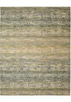 Capel Rugs Creative Concepts Cane Wicker - Tuscan Stripe Adobe (825) Rectangle 4' x 6' Area Rug