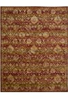 Capel Rugs Creative Concepts Cane Wicker - Shoreham Kiwi (220) Rectangle 5' x 8' Area Rug