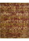 Capel Rugs Creative Concepts Cane Wicker - Vierra Onyx (345) Rectangle 5' x 8' Area Rug
