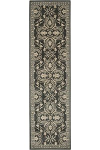 Capel Rugs Creative Concepts Cane Wicker - Canvas Neptune (477) Rectangle 5' x 8' Area Rug