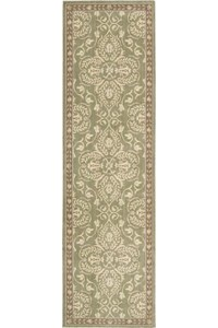 Capel Rugs Creative Concepts Cane Wicker - Imogen Cherry (520) Rectangle 5' x 8' Area Rug
