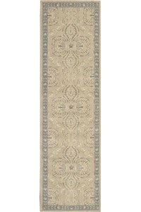 Capel Rugs Creative Concepts Cane Wicker - Java Journey Henna (580) Rectangle 5' x 8' Area Rug